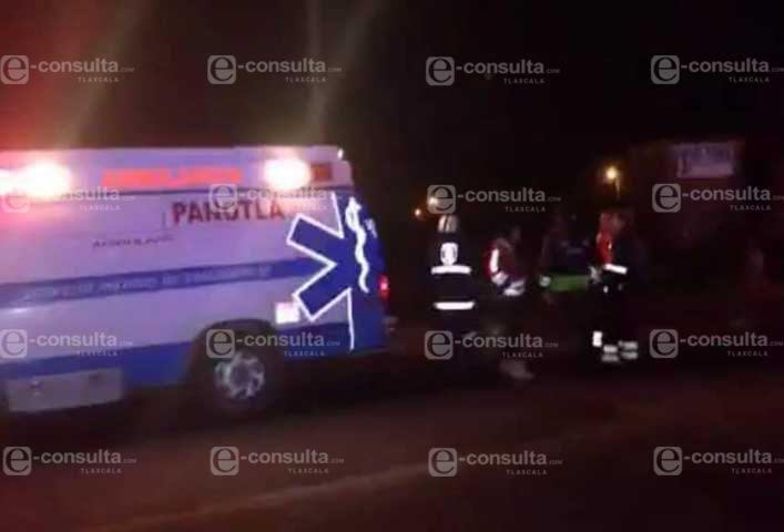 Borracho mala copa asesina a su suegro en Panotla
