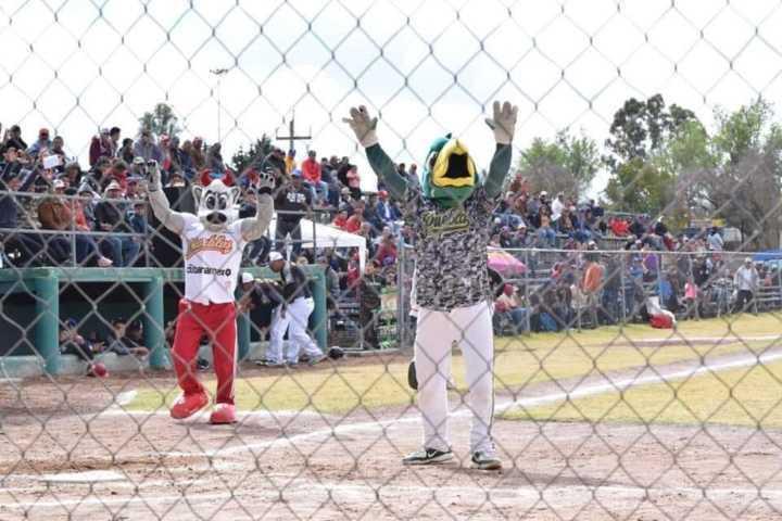 Inicia Campeonato XXXIV Liga Regional De Beisbol De Apizaco