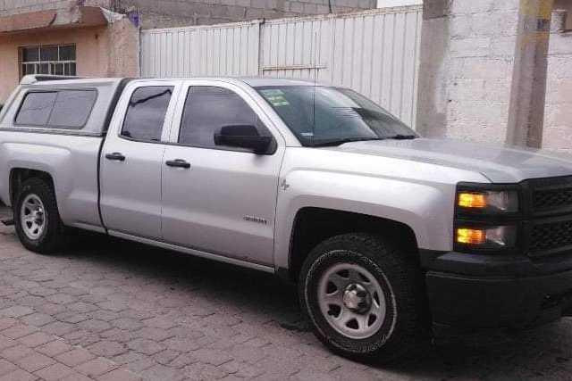 Roban camioneta a mano armada en Cuapiaxtla