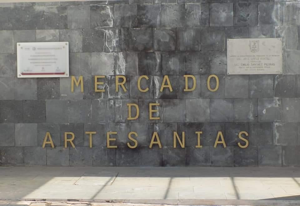 Mercado de Artesanías de Tlaxco