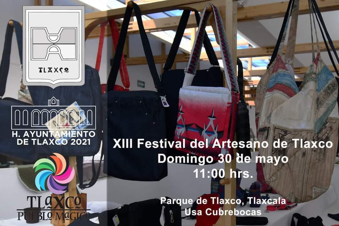 Festival Del Día Del Artesano en Tlaxco