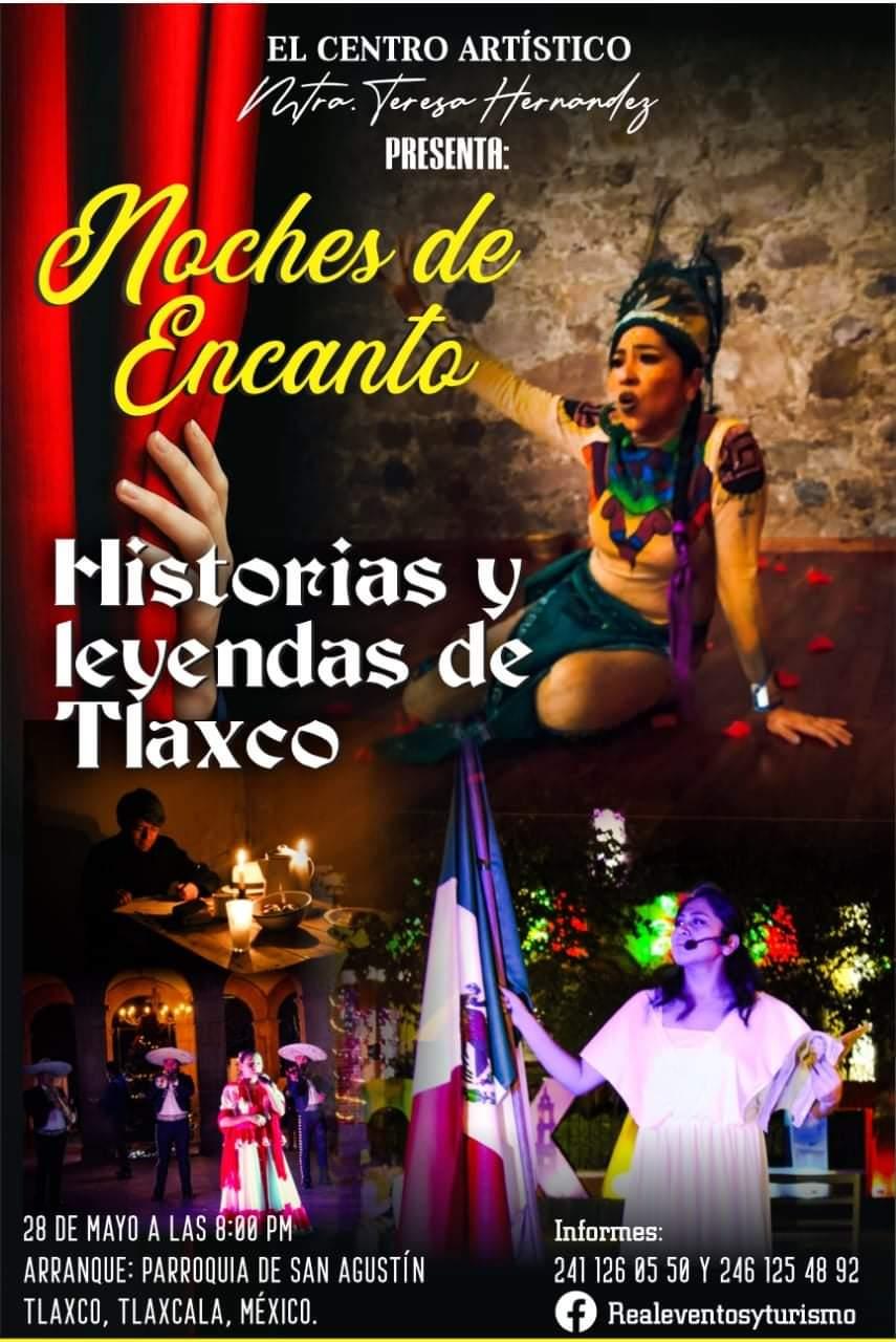 Historias y leyendas de Tlaxco