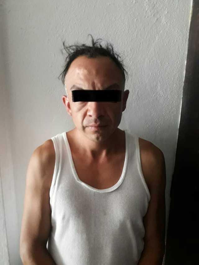 Asegura la SSC a una persona con un arma de fuego en Tzompantepec