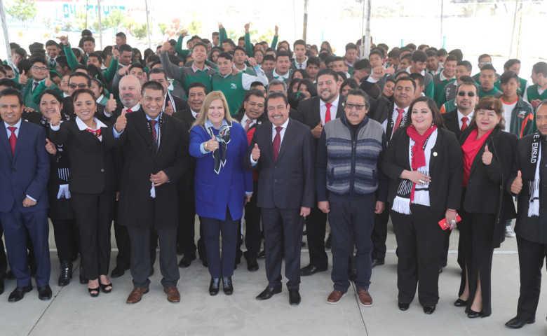 Destaca Tlaxcala en impulsar la educación tecnológica: CECyTEs