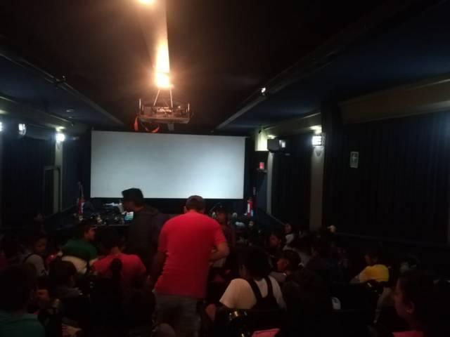 Cine Móvil Banamex llega al municipio de Chiautempan