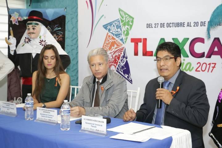 Presentan en Veracruz la Feria de Tlaxcala 2017