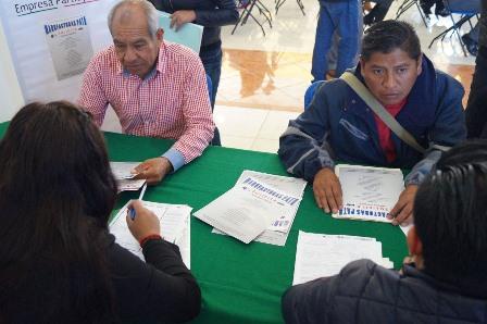 Llevarán a Santa Cruz Tlaxcala la feria del empleo del Sepuede