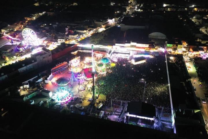 Con la Sonora Dinamita concluirá la Gran Feria Zacatelco 2019