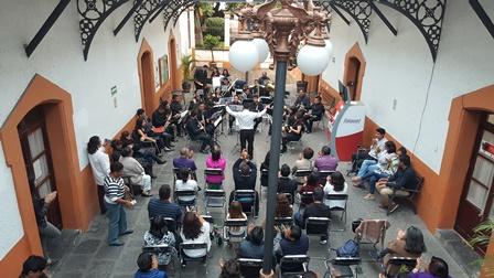 Fue sede municipio de Tlaxcala del Festival Sinfónico 2018