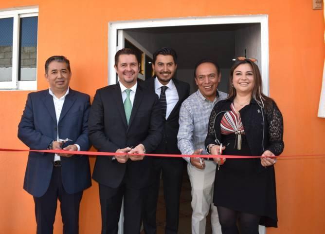 Inaugura Alcalde y Presidente del Poder Judicial Primer Centro de Mediación en Zacatelco