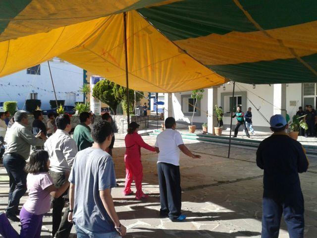 Inicia Idet actividades recreativas con Fiesta de Habilidades y Tlaxcala sobre ruedas