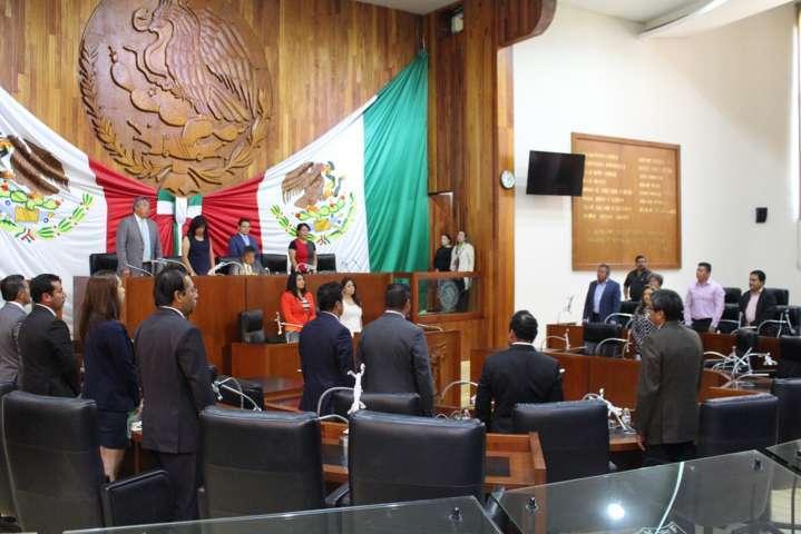 Clausura LXII Legislatura primer periodo ordinario de sesiones