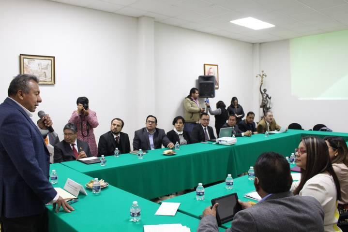 """Concluyen diputados reuniones para integrar """"Presupuesto participativo"""""""