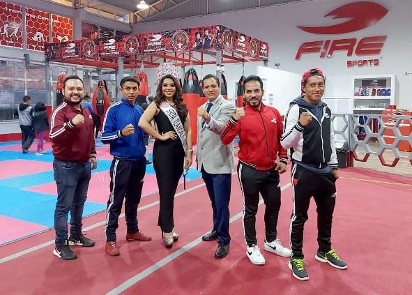 Representa Itsabeau Morales la belleza tlaxcalteca en certamen nacional