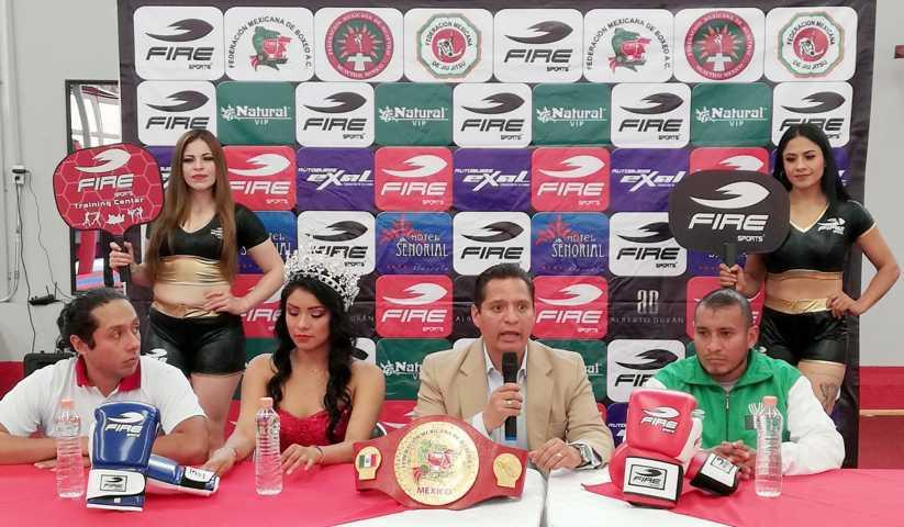 Impulsan a boxeador tlaxcalteca rumbo a Juegos Olímpicos Tokio 2020
