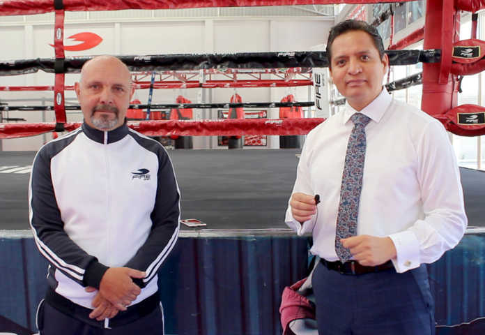 Graba famoso entrenador mundial en Tlaxcala
