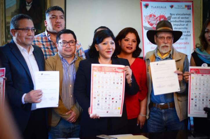 Reactivarán economía en la capital con descuentos durante el 14 de febrero