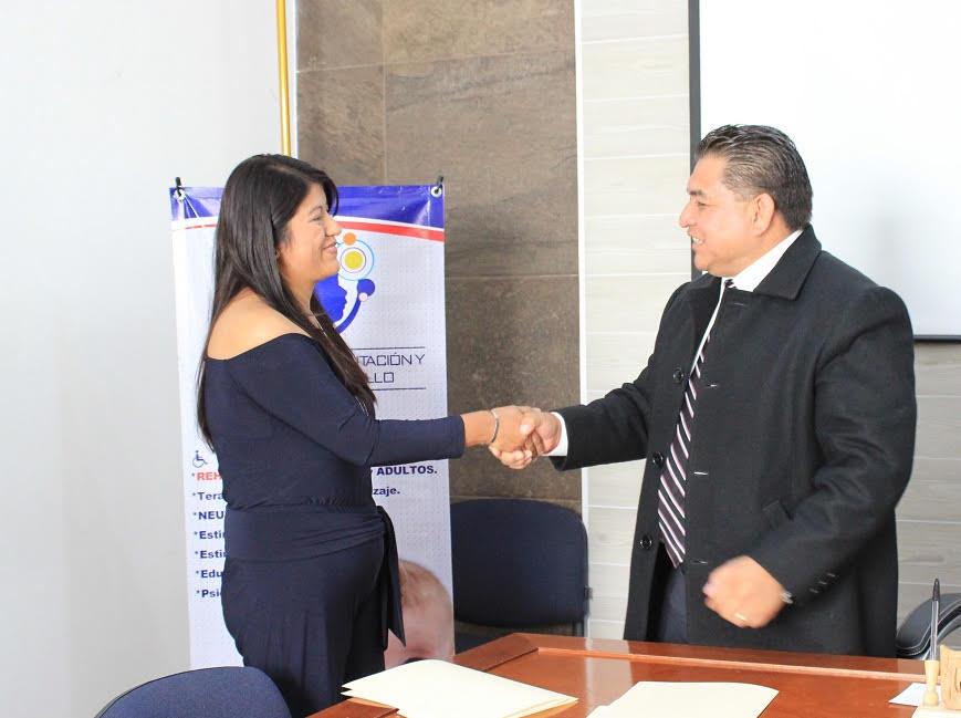 Respalda Eloy Reyes estimulación temprana en infantes de Apetatitlán