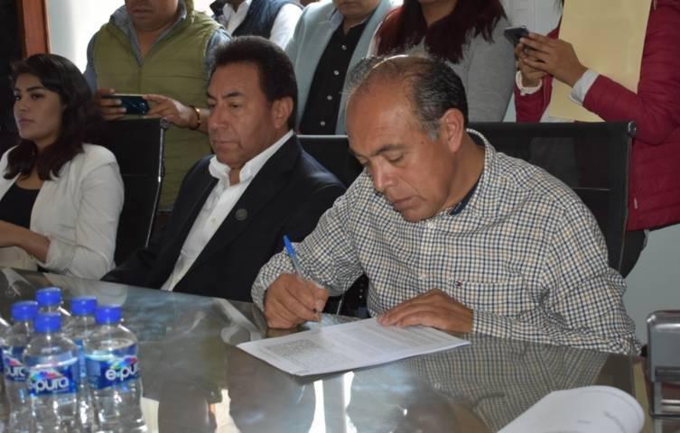 Logra Zacatelco más de 16 MDP para obras y apoyos al campo