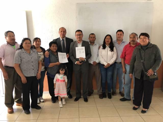 Firman Direcciones de Desarrollo Social y Promoción a la Salud convenio de colaboración