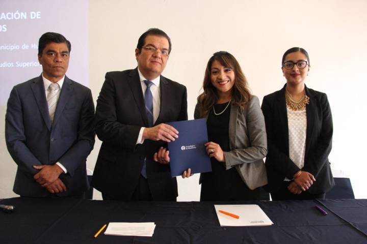 Tecnológico de Monterrey capacitara y actualizara a los empleados: alcalde