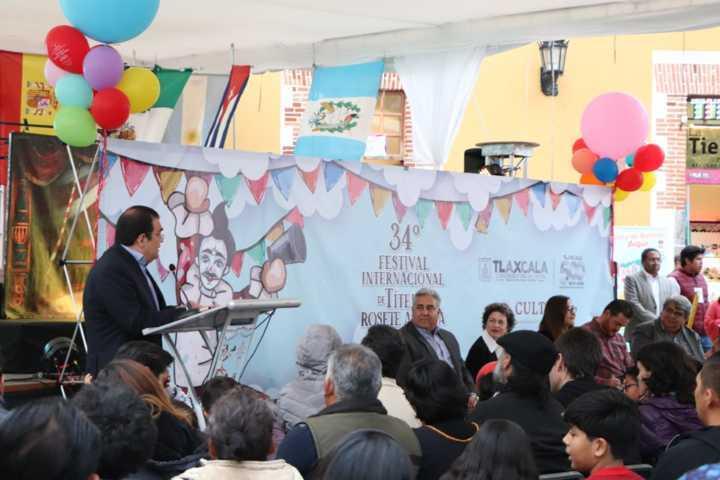 Este 20 de octubre llega la edición 34 del festival internacional de títeres a Huamantla
