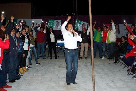 Con apoyo ciudadano el PRI obtendrá la victoria: Florentino