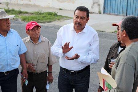 Dicen que Chiautempan reafirma su apoyo a Florentino