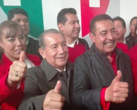 Falta bendición del CEN del PRI para Florentino Domínguez