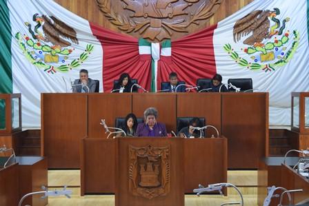 Diputada perredista solicita que las curules vacías sean ocupadas