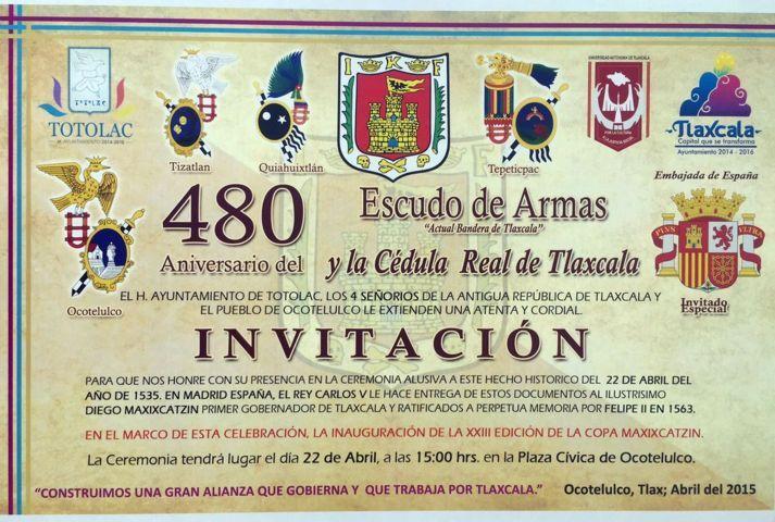 Visitará Totolac embajador de España