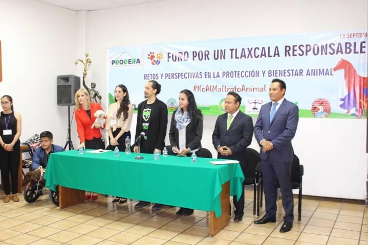 Se  presenta en el Congreso foro por un Tlaxcala responsable