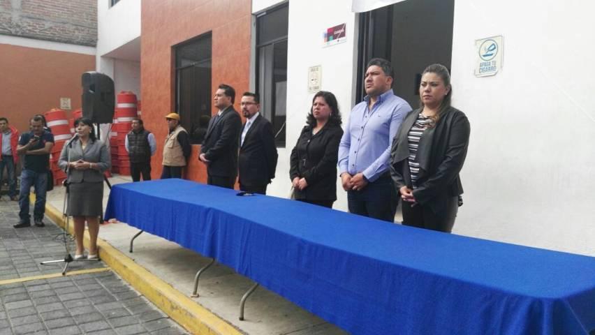 Entrega Ayuntamiento estímulos de Fortaseg a policías municipales