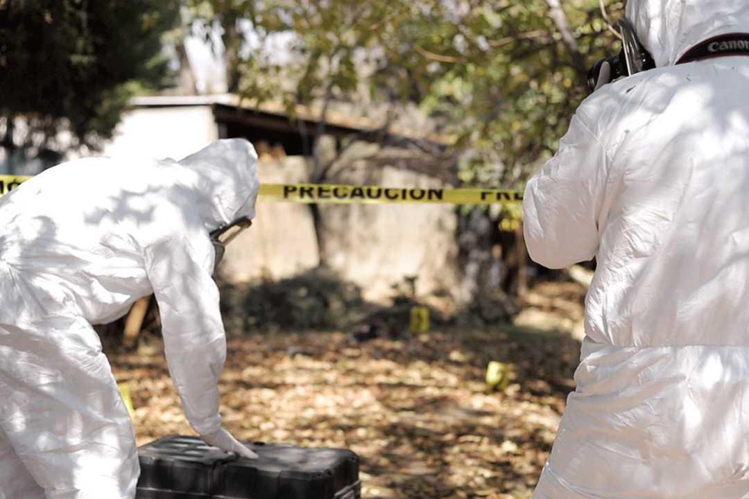 Interviene PGJE por hallazgo de un feto en el municipio de Huamantla