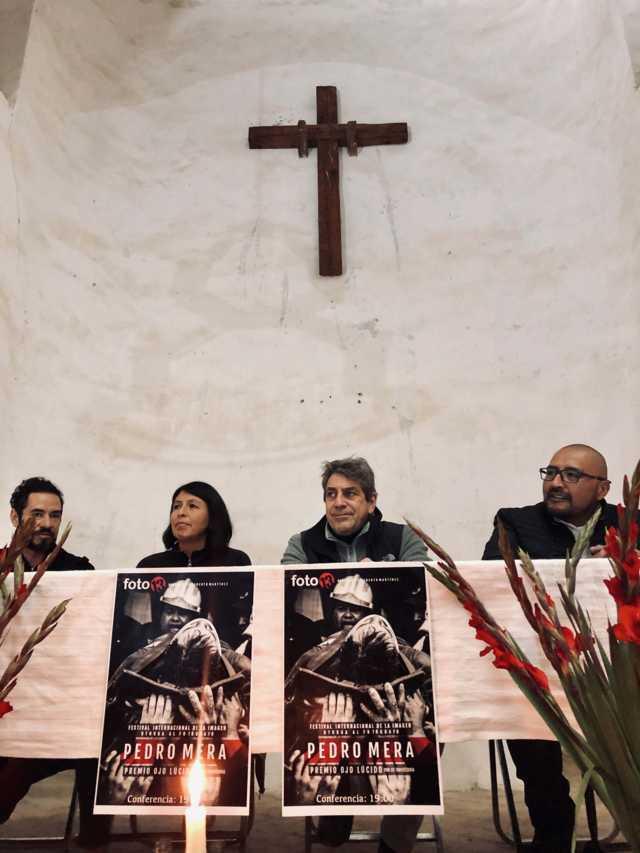 Entregan premio Ojo Lúcido a fotoperiodista destacado de Tlaxcala