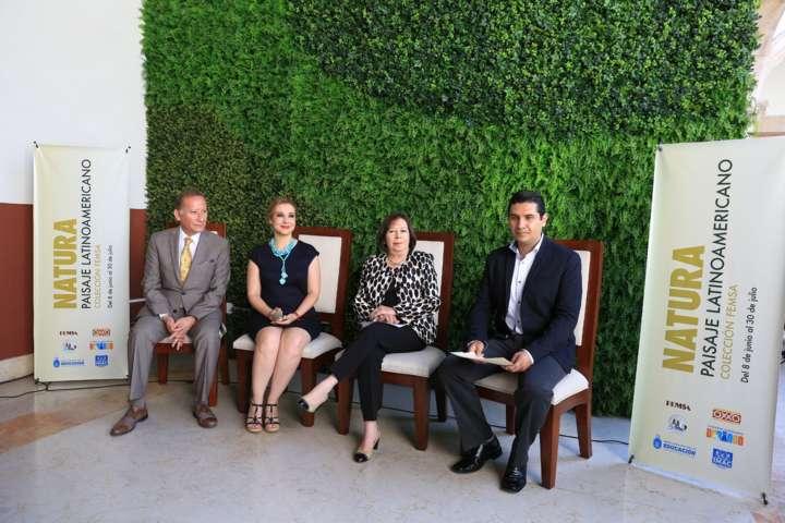 Colección FEMSA presenta Paisajes Latinoamericanos en el Museo de la Ciudad de Durango