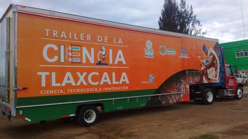 Tráiler interactivo de la ciencia llega a Teacalco