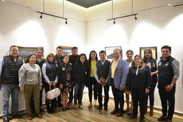 El director de Yakult Puebla Kasuga, presento programa de mejora continua en los jóvenes