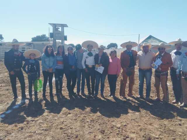 Buen inicio charro 2020 tuvo Tlaxcala