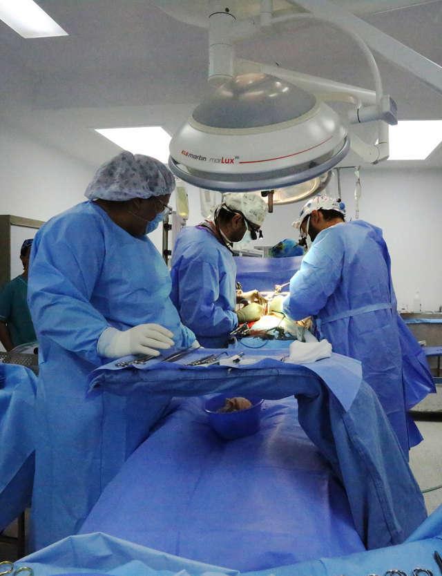 Impulsa ISSSTE el programa de trasplante pediátrico de hígado y riñón