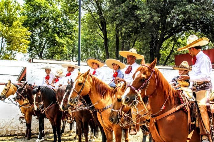 A paso de trote estatal charro de Tlaxcala se sacude clasificación general
