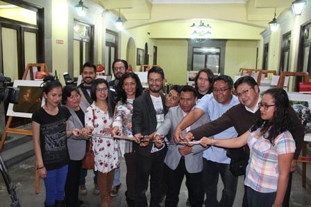 Arranca Primera Semana del Periodista con Exposición Fotográfica