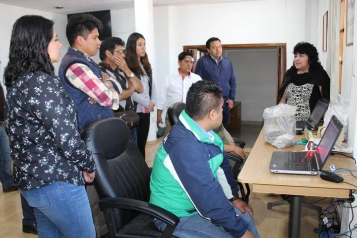 INE Tlaxcala destruye 358 formatos de credenciales para votar
