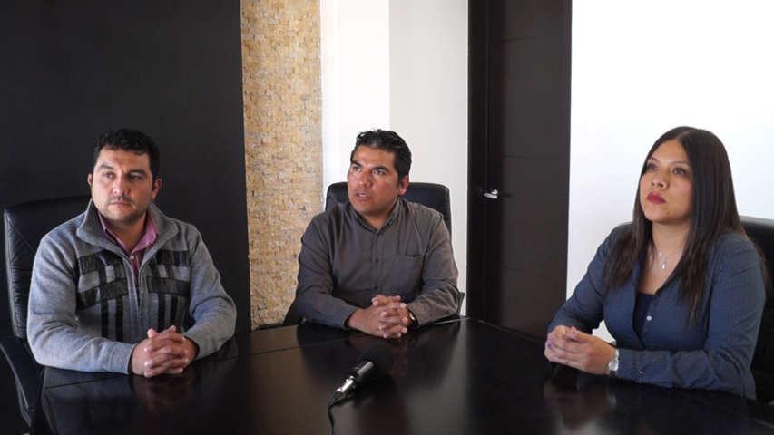 """El """"PES"""" respalda al alcalde de Calpulalpan y desmiente información de redes sociales"""
