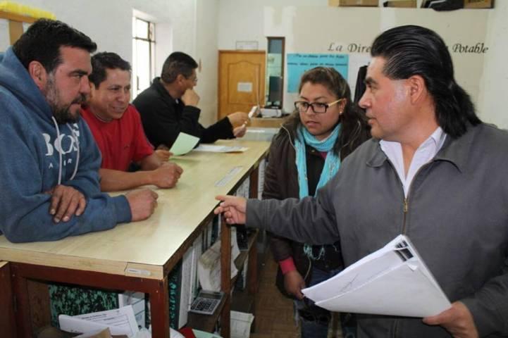 En Xicohtzinco arranca campaña de descuento en pagos de predial y agua potable