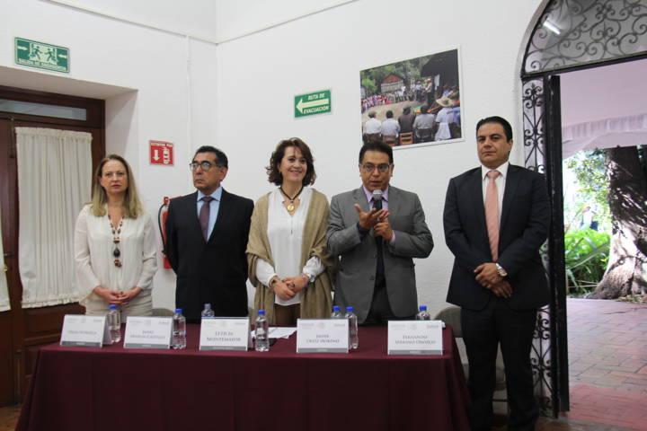 Indesol y el Inacipe capacitan a servidores públicos para erradicar la trata