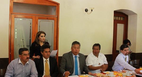 Dan a conocer actividades de la celebración del Centenario de la Constitución de Tlaxcala
