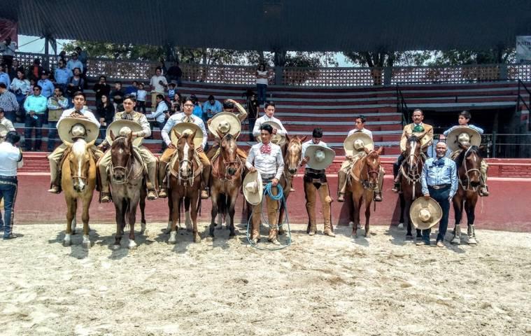 Este fin de semana 2ª etapa Campeonato charro en Tlaxcala