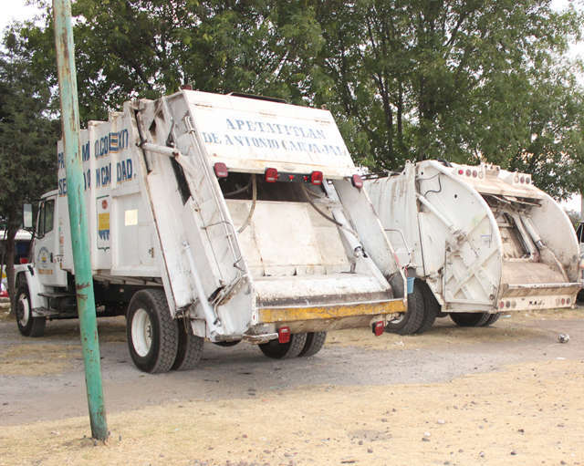Habilita Apetatitlán línea telefónica para mantener y mejorar recolección de basura