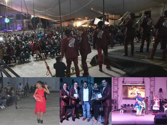 Con gran éxito concluye la Feria Tepetitla 2017